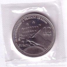 Monedas Juan Carlos I: ESPAÑA: 12 EUROS PLATA 2007 S/C 50 ANIVERSARIO DEL TRATADO DE ROMA. Lote 157056746