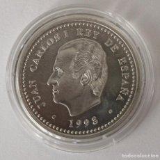 Monedas Juan Carlos I: MONEDA DE PLATA DE 2000 PTAS PESETAS 1998. 18 GRAMOS. ENCAPSULADA. VER FOTOS.. Lote 157244162