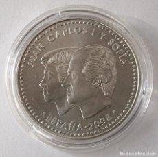 Monedas Juan Carlos I: MONEDA DE PLATA DE 12 EUROS 2008.AÑO INTERNACIONAL PLANETA TIERRA..18 GRAMOS.ENCAPSULADA..VER FOTOS.. Lote 157399198