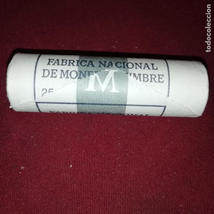 CARTUCHO ORIGINAL FNMT COMPLETO DE 100 PESETAS DE 1995 FLOR DE CUÑO. SC (Numismática - España Modernas y Contemporáneas - Juan Carlos I)