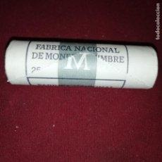 Monedas Juan Carlos I: CARTUCHO ORIGINAL FNMT COMPLETO DE 100 PESETAS DE 1995 FLOR DE CUÑO. SC. Lote 198518322