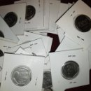 Monedas Juan Carlos I: LOTE DE 32 MONEDAS NUEVAS SC DE 200 PESETAS. SIN CIRCULAR. Lote 160743137