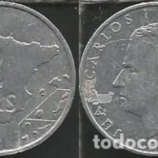 Monedas Juan Carlos I: ESPAÑA 1982 - 2 PESETAS - KM 822 - CIRCULADA. Lote 161246218