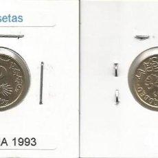 Monedas Juan Carlos I: ESPAÑA 1993 - 5 PESETAS - KM 919 - CIRCULADA. Lote 161255662