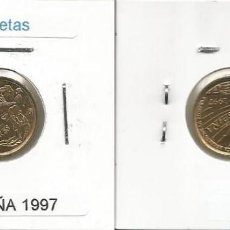 Monedas Juan Carlos I: ESPAÑA 1997 - 5 PESETAS - KM 981 - CIRCULADA. Lote 161256198
