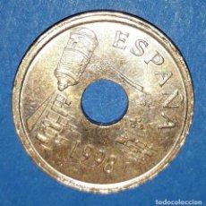 Monedas Juan Carlos I: 25 PESETAS - CEUTA 1998. Lote 161594650