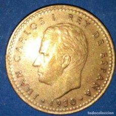 Monedas Juan Carlos I: 1 PESETAS REY - 1980 / 81*. Lote 161768134