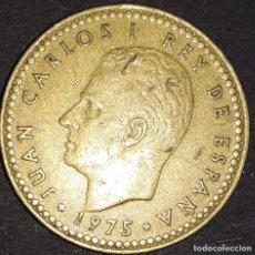 Monedas Juan Carlos I: 1 PESETAS REY - 1975 / 78*. Lote 161768382