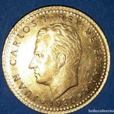 Monedas Juan Carlos I: 1 PESETA REY - 1980/ 80*. Lote 161769366