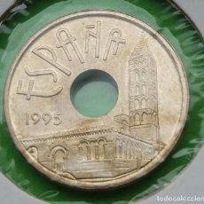 Monedas Juan Carlos I: ESPAÑA - JUAN CARLOS I - 1995 - 25 PESETAS (REF. 21). Lote 162310386