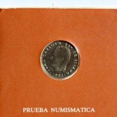 Monedas Juan Carlos I: PRUEBA NUMISMATICA, 100 PTS. Lote 163452010
