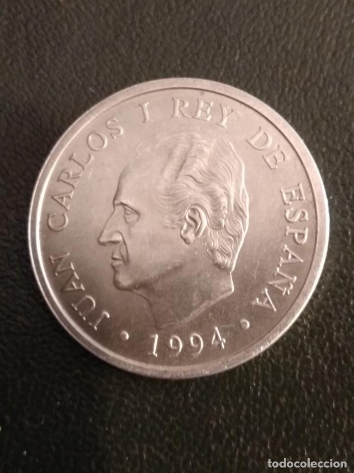 Monedas Juan Carlos I: Moneda de 2000 pts. de Juan Carlos I en plata - Foto 2 - 163733426