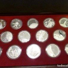 Monedas Juan Carlos I: ESTUCHE DE MEDALLAS BARCELONA 92. Lote 163886002