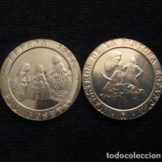 Monedas Juan Carlos I: MONEDA DE 200 PESETAS DE 1994 SIN CIRCULAR. SACADA DE CARTUCHO DE FNMT. LAS MENINAS. Lote 203966986