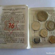 Monedas Juan Carlos I: JUAN CARLOS I * SERIE NUMISMATICA 1976 * CARTERA OFICIAL . Lote 168974952