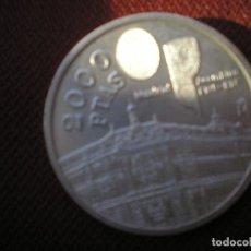 Monedas Juan Carlos I: MONEDA DE PLATA DE 2.OOO PTS. JUAN CARLOS I, 1994, SIN CIRCULAR, ASAMBLEA FMI-BM. Lote 227775875