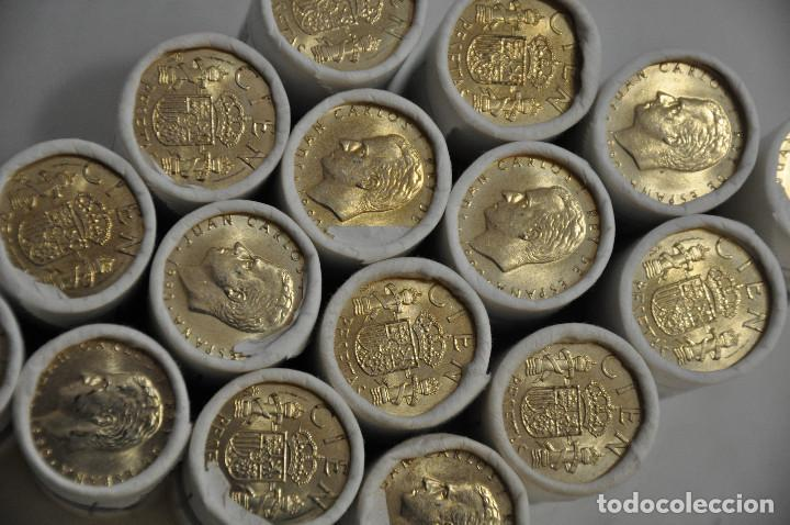 Monedas Juan Carlos I: 1000 monedas de 100 pesetas Juan Carlos I - Foto 7 - 171040478