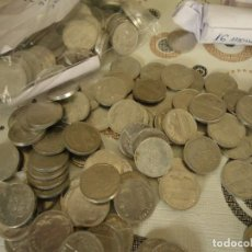 Monedas Juan Carlos I: MONEDAS DE UNA PESETA ALUMINIO PEQUEÑAS. Lote 171220225