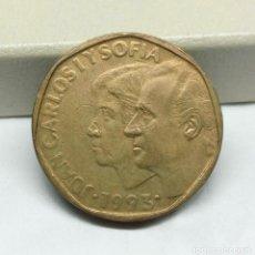 Monedas Juan Carlos I: MONEDA DE 500 PESETAS DE 1993 - JUAN CARLOS Y SOFIA. Lote 171335640