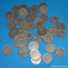 Monedas Juan Carlos I: LOTE DE 50 MONEDAS DE 5 PESETAS DE JUAN CARLOS I.. Lote 171373550