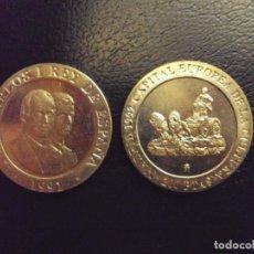 Monedas Juan Carlos I: MONEDA DE 200 DOSCIENTAS PESETAS DEL AÑO 1991 SIN CIRCULAR. DE CARTUCHO.. Lote 191983130