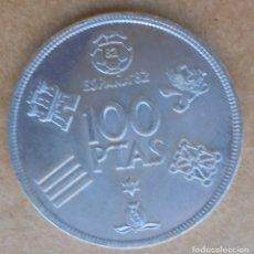 Monedas Juan Carlos I: MONEDA 100 PTAS. PTS. PESETAS 1980 ESPAÑA 82; JUAN CARLOS I REY DE ESPAÑA . Lote 173590447