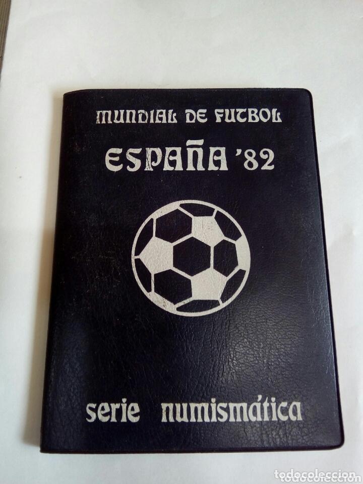COLECCIÓN DE MONEDAS ESPAÑA 82 AÑO 1980 ESTRELLA 80 (Numismática - España Modernas y Contemporáneas - Juan Carlos I)