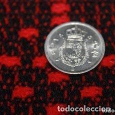 Monedas Juan Carlos I: MONEDA 5 PESETAS AÑO 1975, ESTRELLA 78 . Lote 175294889