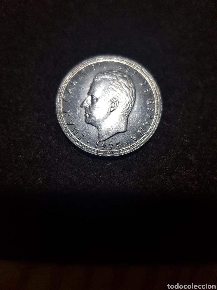 Monedas Juan Carlos I: Moneda 50 peseta 1975 *80 - Foto 2 - 175555644