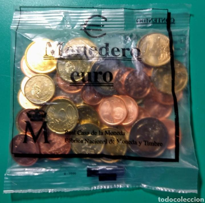 2001. MONEDERO EURO ESPAÑA, F.N.M.T., PRECINTADO. (Numismática - España Modernas y Contemporáneas - Juan Carlos I)