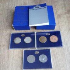 Monedas Juan Carlos I: XXV ANIVERSARIO DE LA BODA SS.MM. LOS REYES DE ESPAÑA 500 PESETAS PRUEBAS ASI NACE UNA MONEDA. Lote 176822207