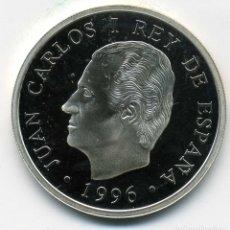 Monedas Juan Carlos I: 1000 PESETAS 1996 - PLATA. Lote 177266648