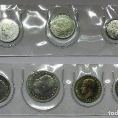 Monedas Juan Carlos I: COLECCION DE MONEDAS DE ESPAÑA DE 1983 DE JUAN CARLOS I. CON DOS DE 100 PESETAS. SC.LOTE 1925. Lote 177403599