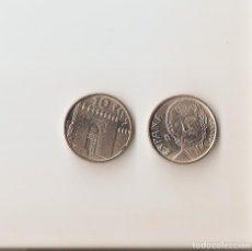 Monedas Juan Carlos I: BONITA MONEDA DE 10 PESETAS DE 1997 S/C LA DE LA FOTO VER TODOS MIS LOTES DE MONEDAS Y BILLETES. Lote 237685050