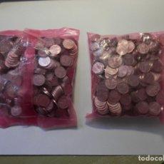 Monedas Juan Carlos I: X 2 BOLSAS FNMT DE 500 PESETAS AÑO 2001, SIN ABRIR. SIN CIRCULAR. Lote 178664251