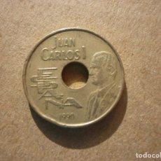 Monedas Juan Carlos I: 25 PESETAS 1990 - BARCELONA 93. Lote 178827790