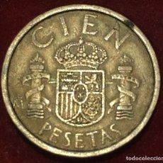 Monedas Juan Carlos I: 100 PESETAS JUAN CARLOS I 1984. Lote 180024346