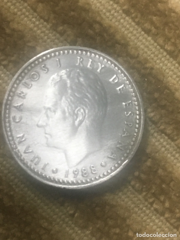 Monedas Juan Carlos I: Cuatro monedas de JUNCARLOS I - Foto 3 - 180281510