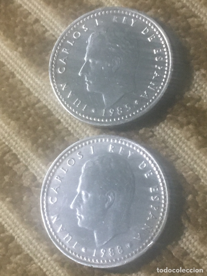 Monedas Juan Carlos I: Cuatro monedas de JUNCARLOS I - Foto 4 - 180281510
