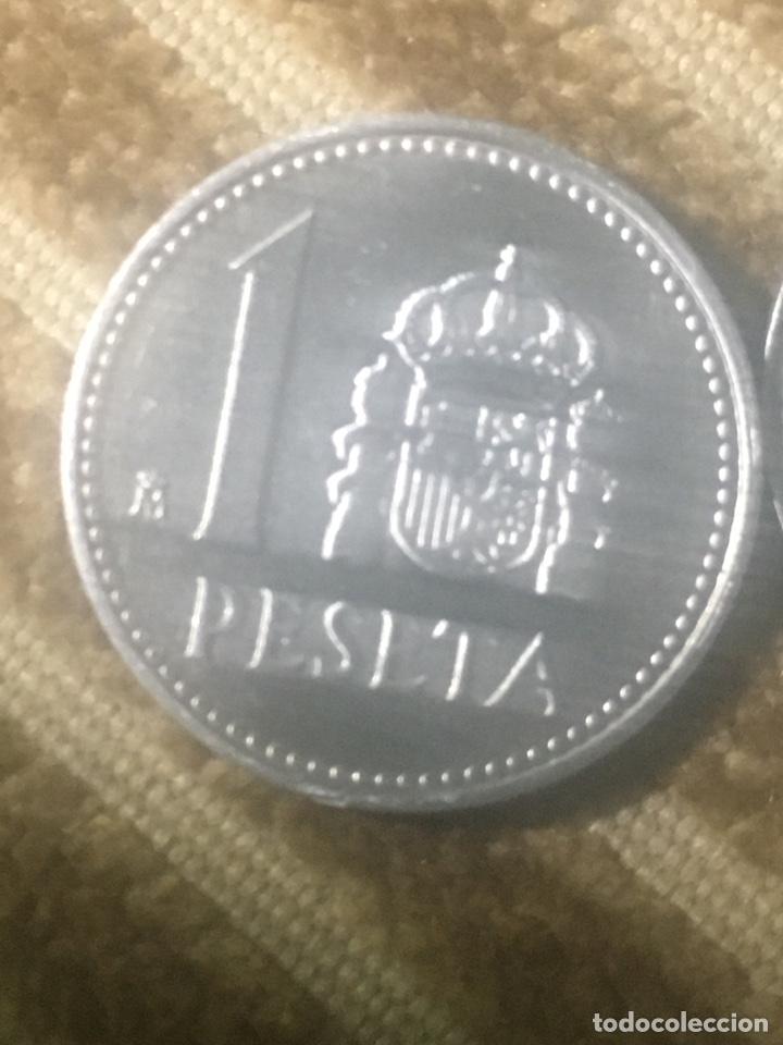 Monedas Juan Carlos I: Cuatro monedas de JUNCARLOS I - Foto 5 - 180281510
