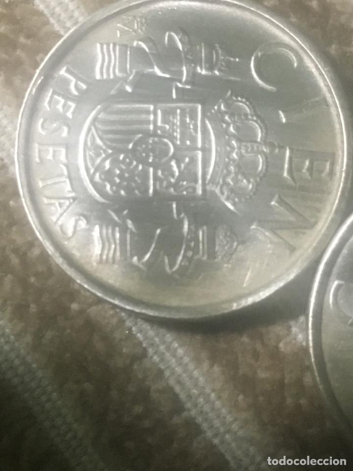 Monedas Juan Carlos I: Cuatro monedas de JUNCARLOS I - Foto 6 - 180281510