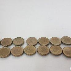 Monedas Juan Carlos I: LOTE DE 15 MONEDAS DE 100 PESETAS. Lote 180864145