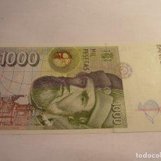 Moedas Juan Carlos I: BILLETE DE 1000 PTAS 1992 SERIE ESPECIAL 9B S/C. Lote 181125121