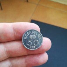 Monedas Juan Carlos I: MONEDA DE 50 CENTIMOS DE JUAN CARLOS I. DEL AÑO 1980*80.S/C.ORIGINAL%. Lote 235283830