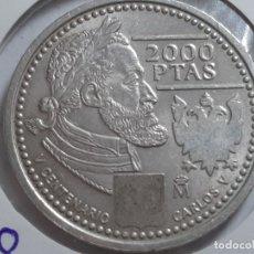 Monedas Juan Carlos I: 2000 PESETAS PLATA 2000. Lote 182041367