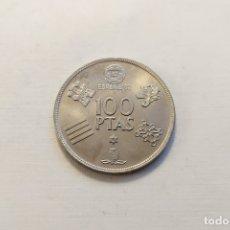 Monete Juan Carlos I: MONEDA DE 100 PESETAS - ESPAÑA 82 - 1980 *80. Lote 182149660