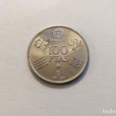 Monete Juan Carlos I: MONEDA DE 100 PESETAS - ESPAÑA 82 - 1980 *80. Lote 182149783
