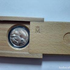 Monedas Juan Carlos I: MONEDA 1000 PESETAS PLATA 1996. Lote 183333696