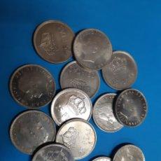 Monedas Juan Carlos I: ĹOTE DE MONEDAS DE 25 PESETAS. JUAN CARLOS 1.. Lote 184108225