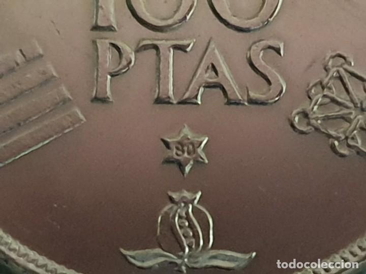 MONEDA 100 PESETAS 1980 *1980 - SC - MUNDIAL 82 (Numismática - España Modernas y Contemporáneas - Juan Carlos I)